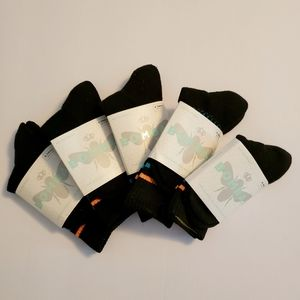 NWT Bombas XS black socks